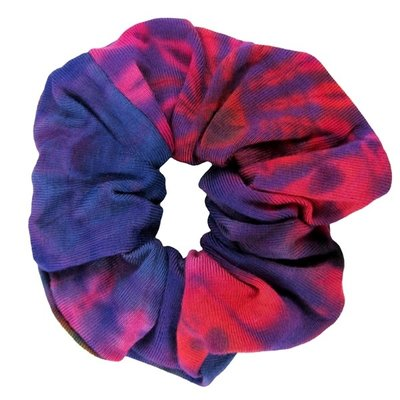 Unique Batik Thai Dye Scrunchie