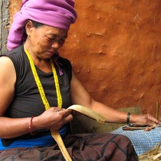 Ganesh Himal Tiny Lotka Paper Travel Journal