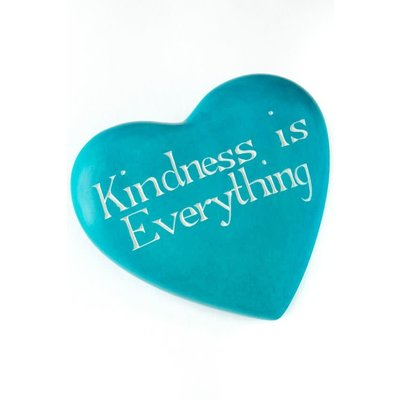 Swahili Imports Wise Words Large Heart: Kindness is Everything