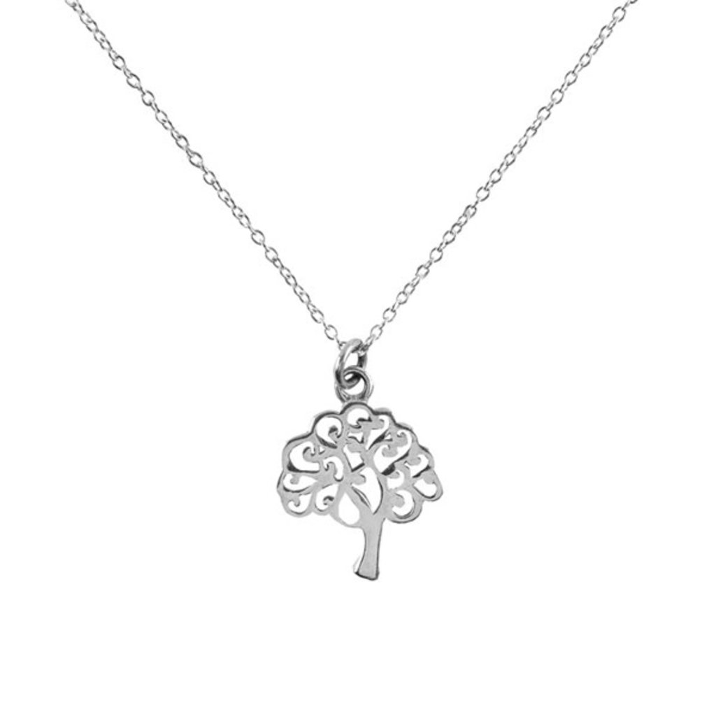 Matr Boomie Tree of Life Sterling Silver Charm