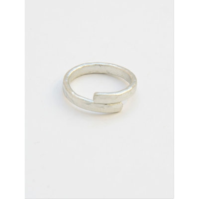 Fair Anita Twisted Vine Silver Ring