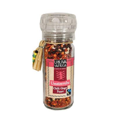 Ukuva Africa Umzimvubu Chili Ginger Pepper