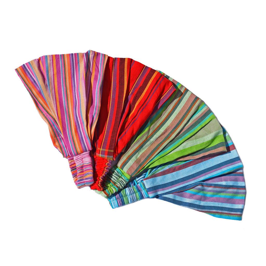 Creation Hive Striped Wide Kikoy Headband