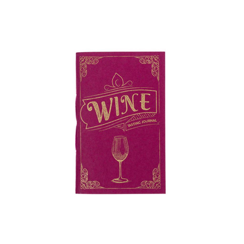 Matr Boomie Wine Tasting Pocket Journal