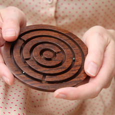 Matr Boomie Wooden Labyrinth Game