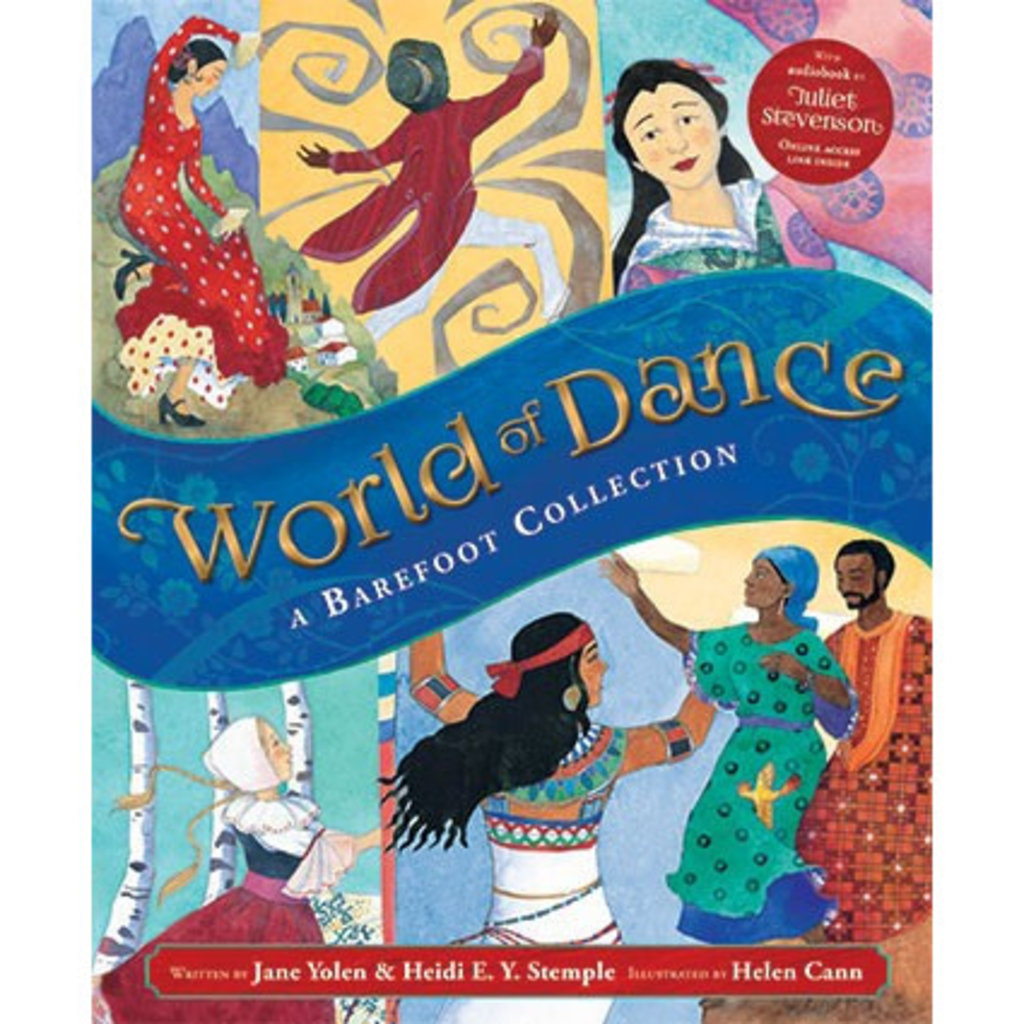 Barefoot Books World of Dance: A Barefoot Collection