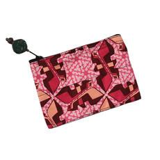 Imani Workshops Zippered Coin Purse