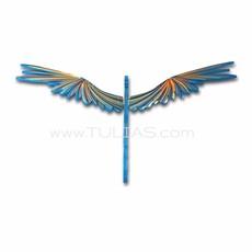 Tulia's Artisan Gallery Flying Mobile: Cockatiel Parrot
