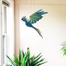 Tulia's Artisan Gallery Flying Mobile: Cockatiel