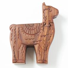 Matr Boomie Llama Shesham Puzzle Box