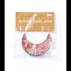 Matr Boomie Metallic Cotton Moons Garland