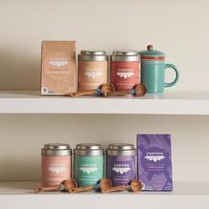 Just Tea Peppermint Detox Loose Leaf Tea Tin