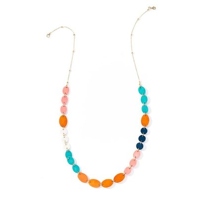 Matr Boomie Ria Multi Color Necklace