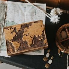 Matr Boomie World Mango Wood Jewelry Box