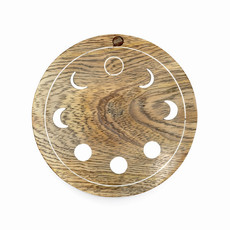 Matr Boomie Indukala Moon Phases Round Jewelry Box