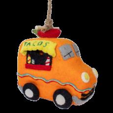 DZI Handmade Taco Truck Birdhouse