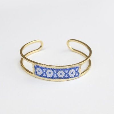 Mata Traders Blue Allegory Bracelet