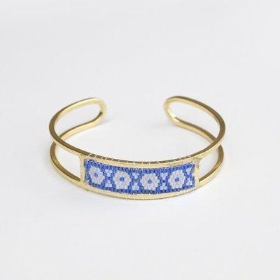 Mata Traders Blue Allegory Bracelet