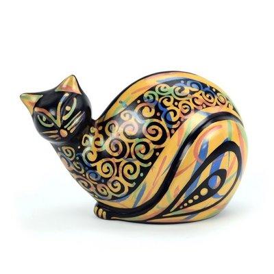 Minga Imports Cat Chulucanas Figurine