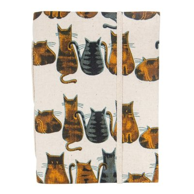 Ten Thousand Villages Cats About It Journal
