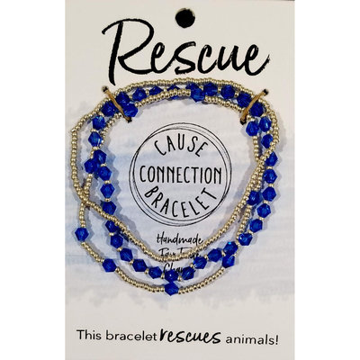 World Finds Cause Bracelet to Rescue Animals