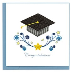 Quilling Card Congrats Quilled Graduation Card