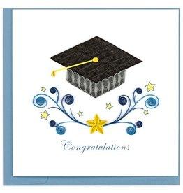 Quilling Card Congrats Quilling Graduation Card