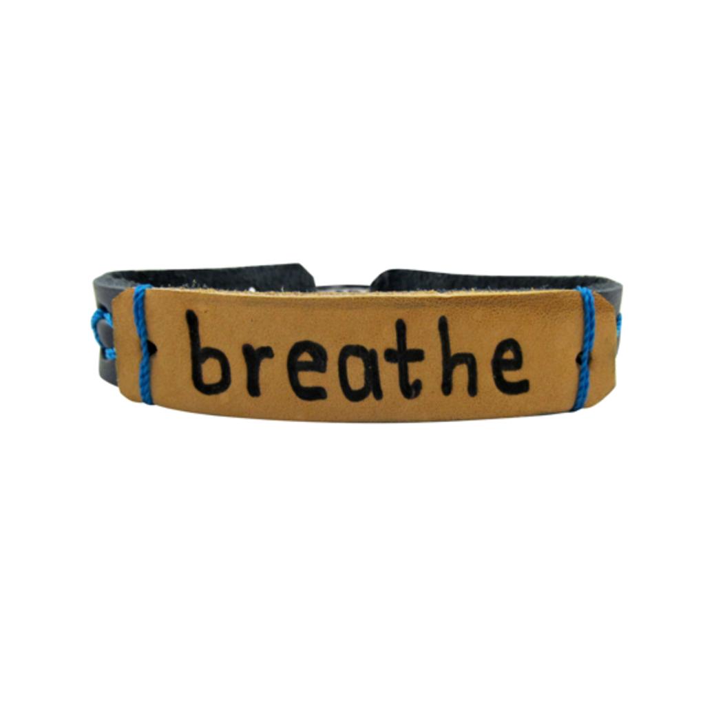 Unique Batik Vibe Bracelet Breathe
