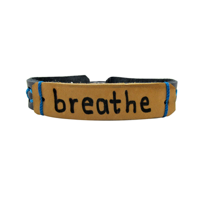 Unique Batik Vibe Bracelet Breathe
