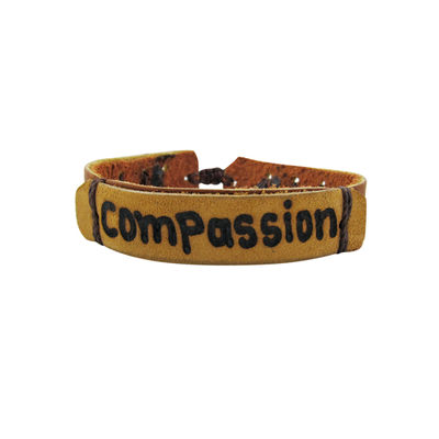 Unique Batik Vibe Bracelet Compassion