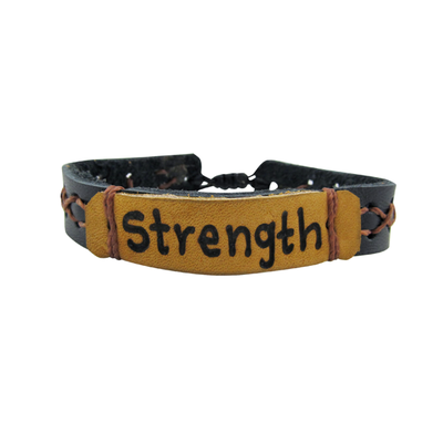 Unique Batik Vibe Bracelet Strength