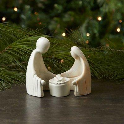 Serrv Encircle Kisii Soapstone Nativity