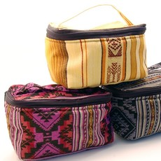 Minga Imports Fabric Cosmetic Bag/Box