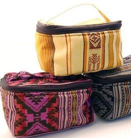 Minga Imports Fabric Cosmetic Bag/Box