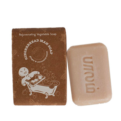 Ten Thousand Villages Gingerbread Man Soap