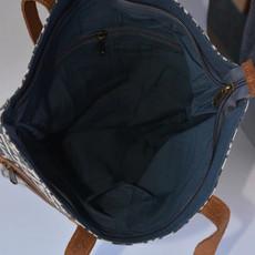 """Fair Anita Recycled Fabric Sonora Purse 14""""x15.5"""