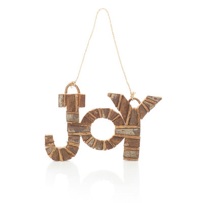 Serrv Joy Takip Wall Hanging