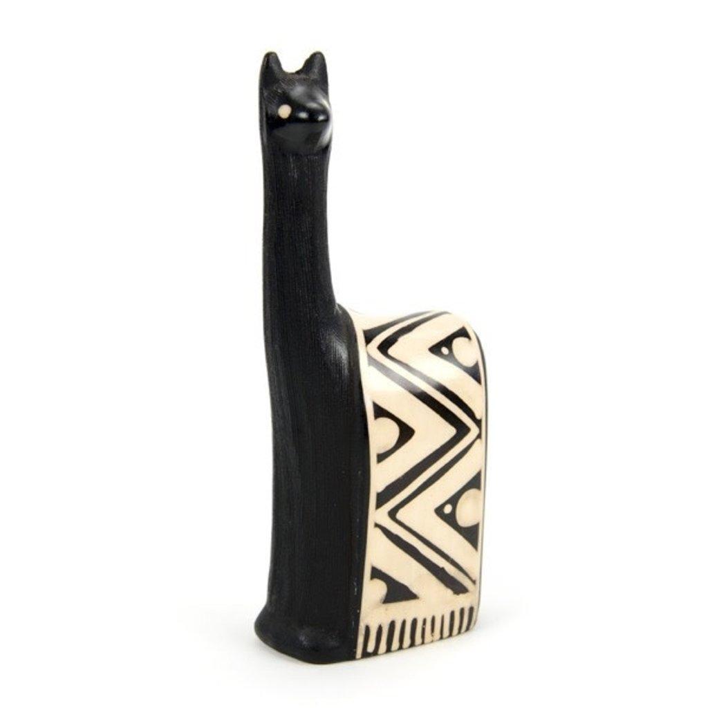 Minga Imports Llama 1 Chulucanas Figurine