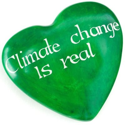 Swahili Imports Wise Words Large Heart: Climate Change is Real