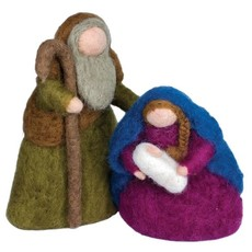 DZI Handmade Adoration Nativity