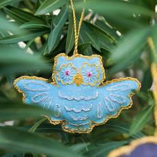 Matr Boomie Larissa Plush Ornament: Owl