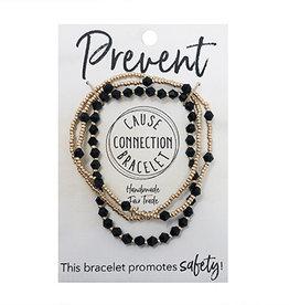 World Finds Cause Bracelet to Promote Safety
