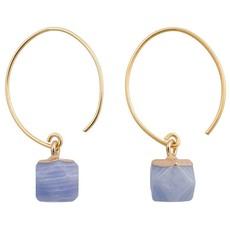 Marquet Fair Trade Clara Elderberry Earrings