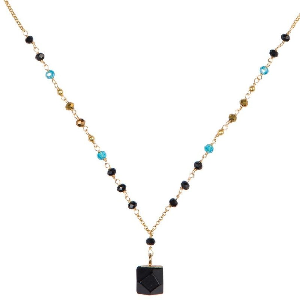Marquet Fair Trade Nicki Moonrise Necklace