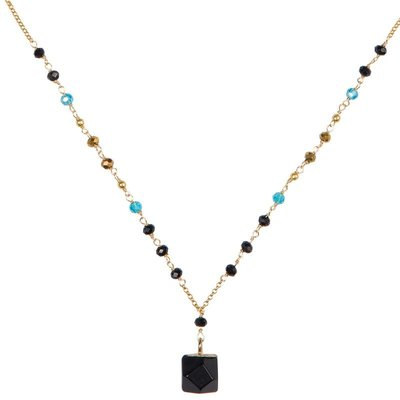 Marquet Fair Trade Nicki Moonrise Necklace
