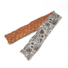 World Finds Sari Chic Silk Neckerchief