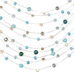 Marquet Fair Trade Reena Lakeshore Akha Necklace