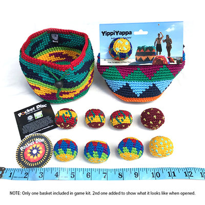 Pocket Disc YippiYappa Game Kit