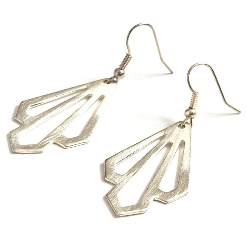 Fair Anita Illuminate Silver-plated Earrings