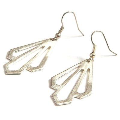 Fair Anita Illuminate Silver-Plated Earrings